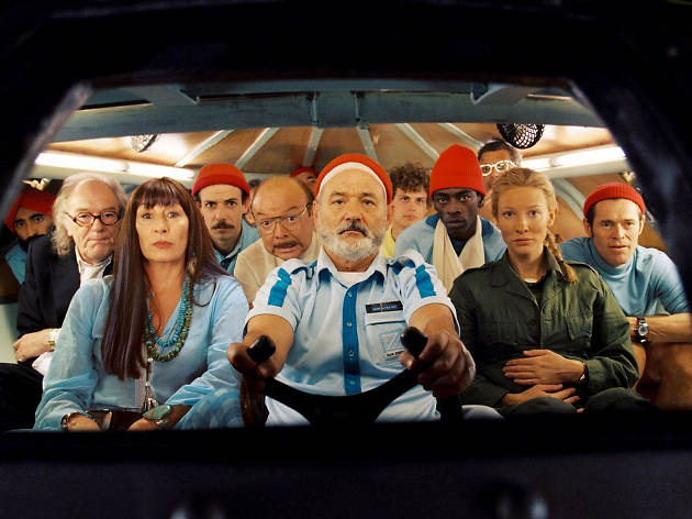 The Life Aquatic, best fantasy movies