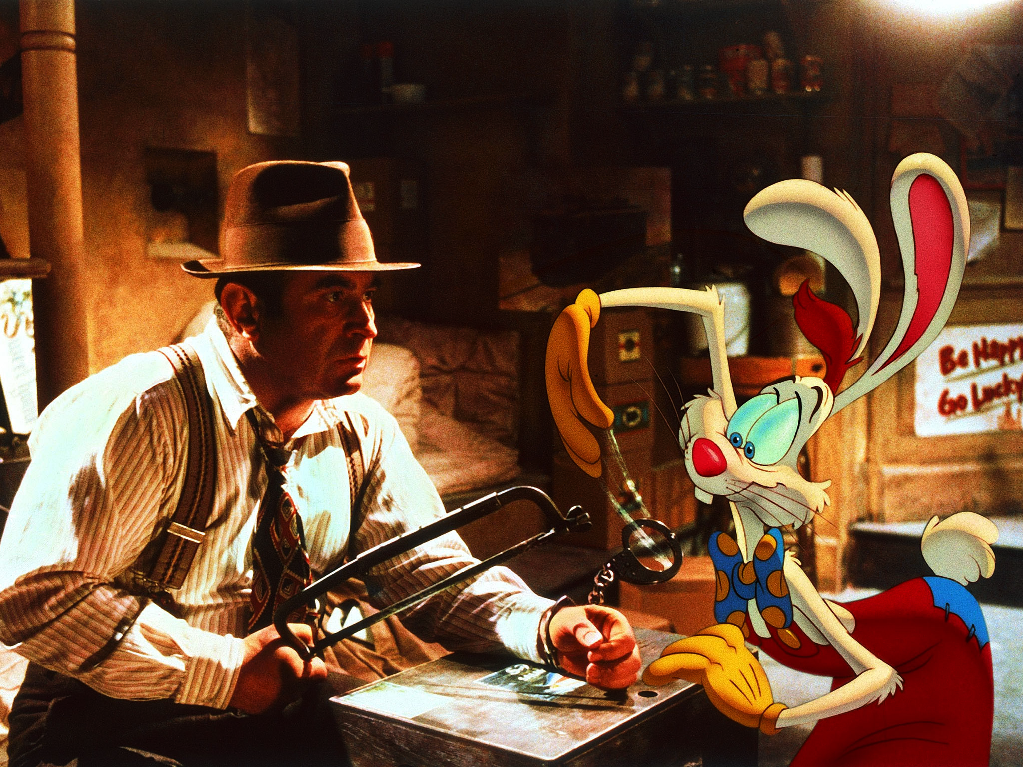 Who Framed Roger Rabbit, best fantasy movies