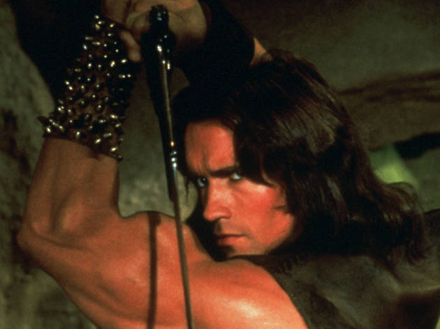 Conan the Barbarian, best fantasy movies
