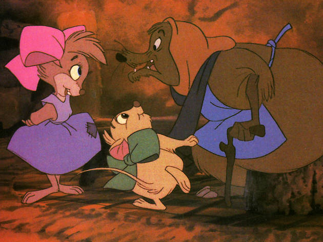 The Secret of NIMH, best fantasy movies