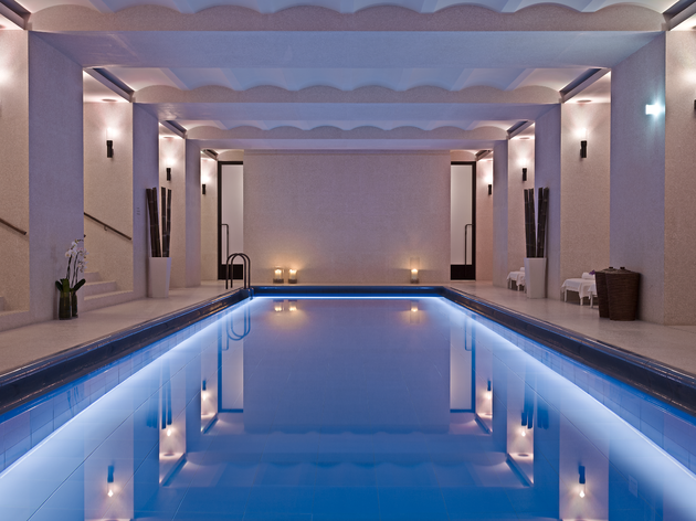 The best day spas in london 10 lovely london day spas - Best indoor swimming pools in london ...