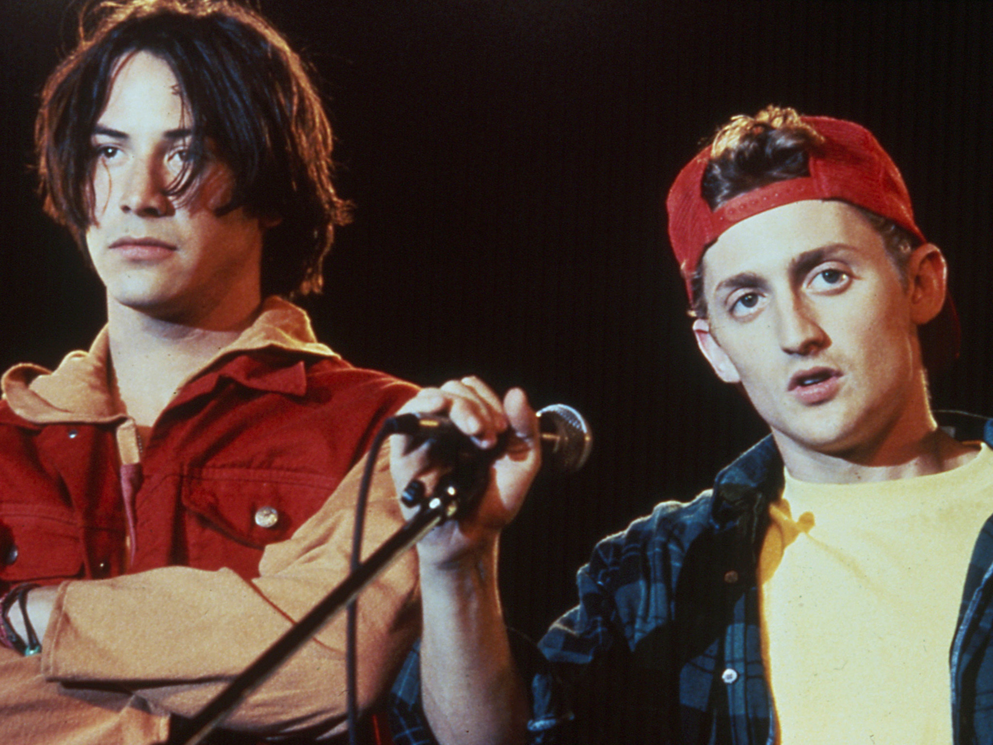 Bill & Ted's Bogus Journey, best fantasy movies