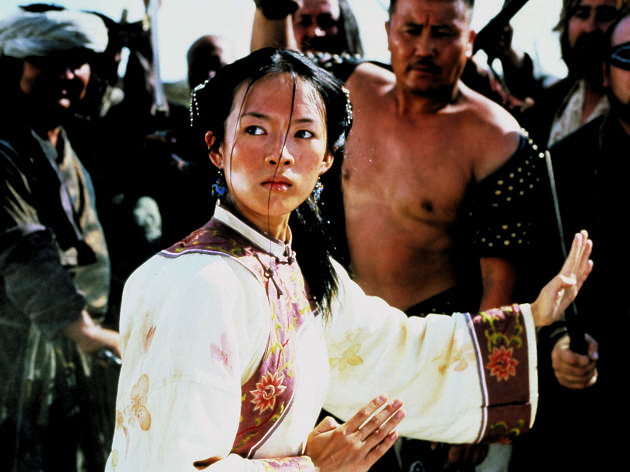 Crouching Tiger, Hidden Dragon, best fantasy movies