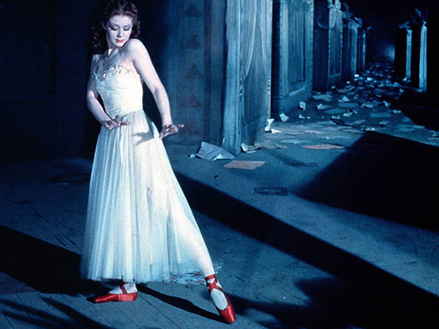 The Red Shoes, best fantasy movies