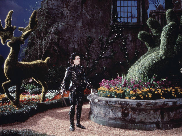 Edward Scissorhands, best fantasy movies
