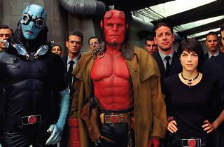 Hellboy II: The Golden Army, best fantasy movies