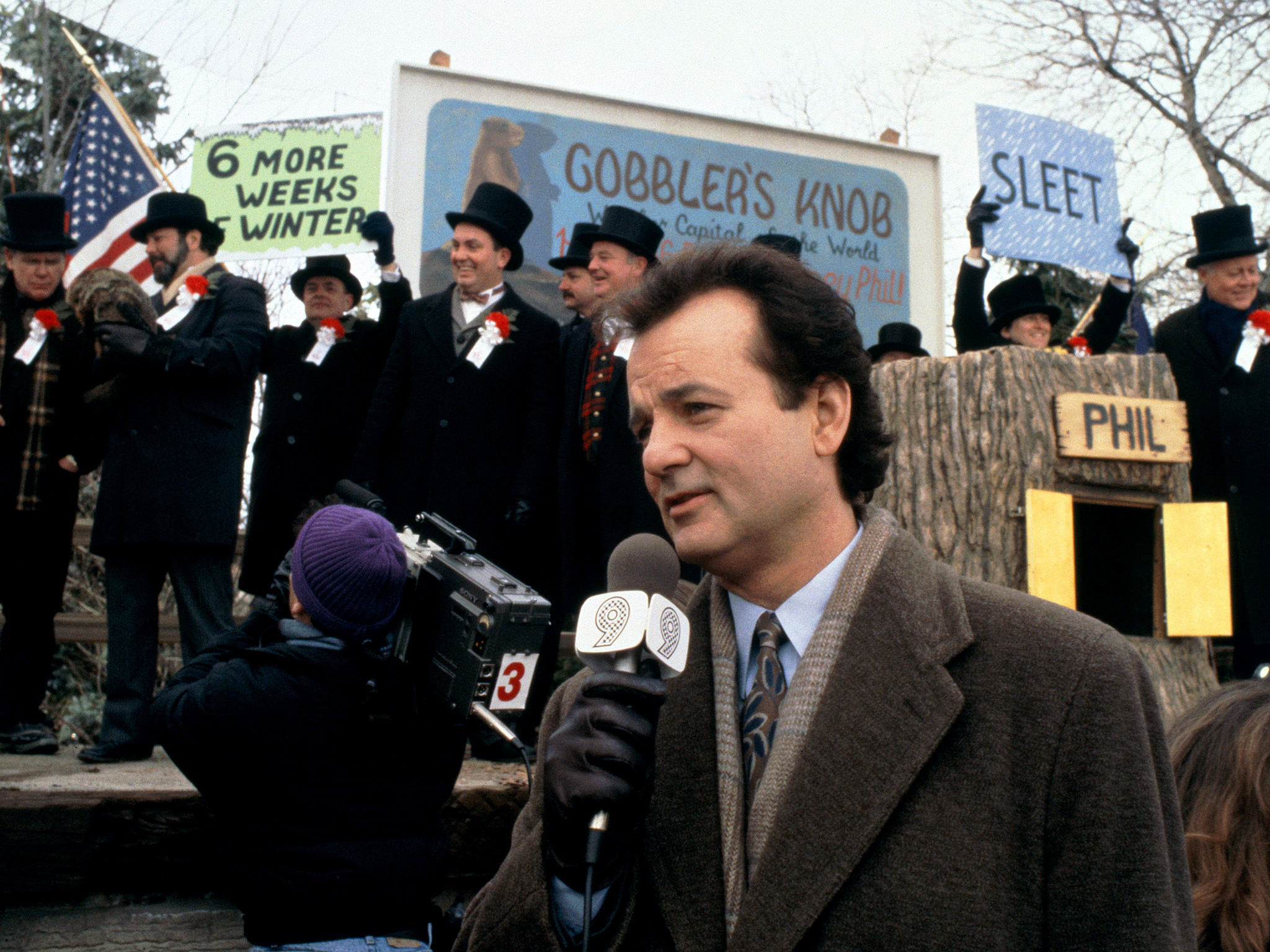 Groundhog Day, best fantasy movies