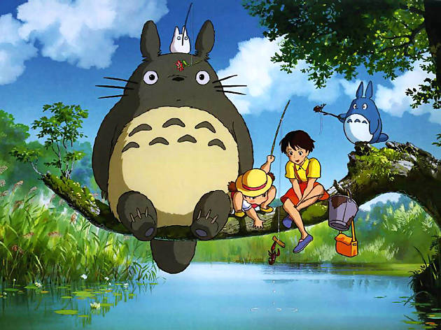 My Neighbour Totoro, best fantasy movies
