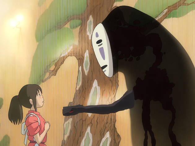 Spirited Away, best fantasy movies