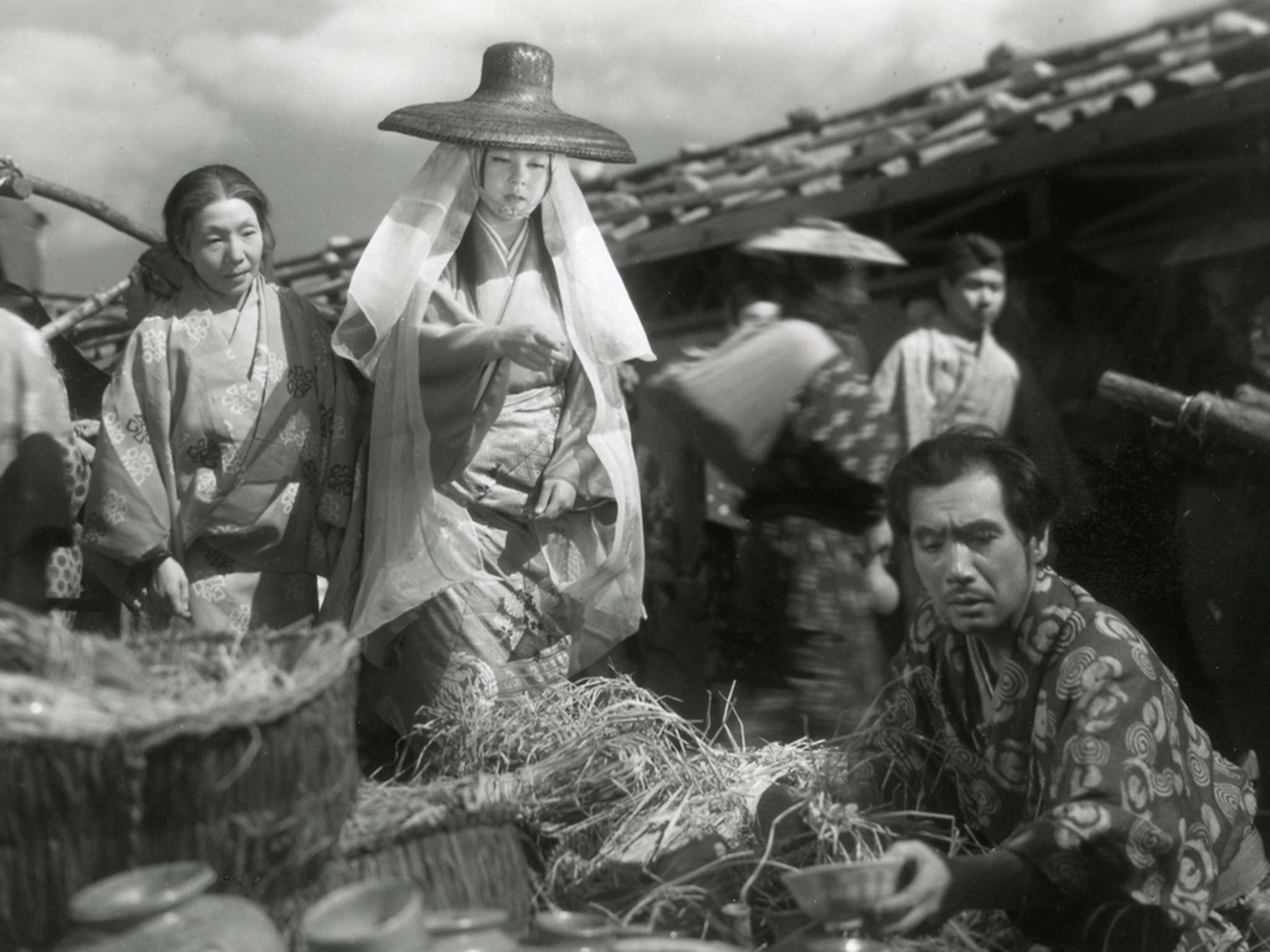 Ugetsu Monogatari, best fantasy movies