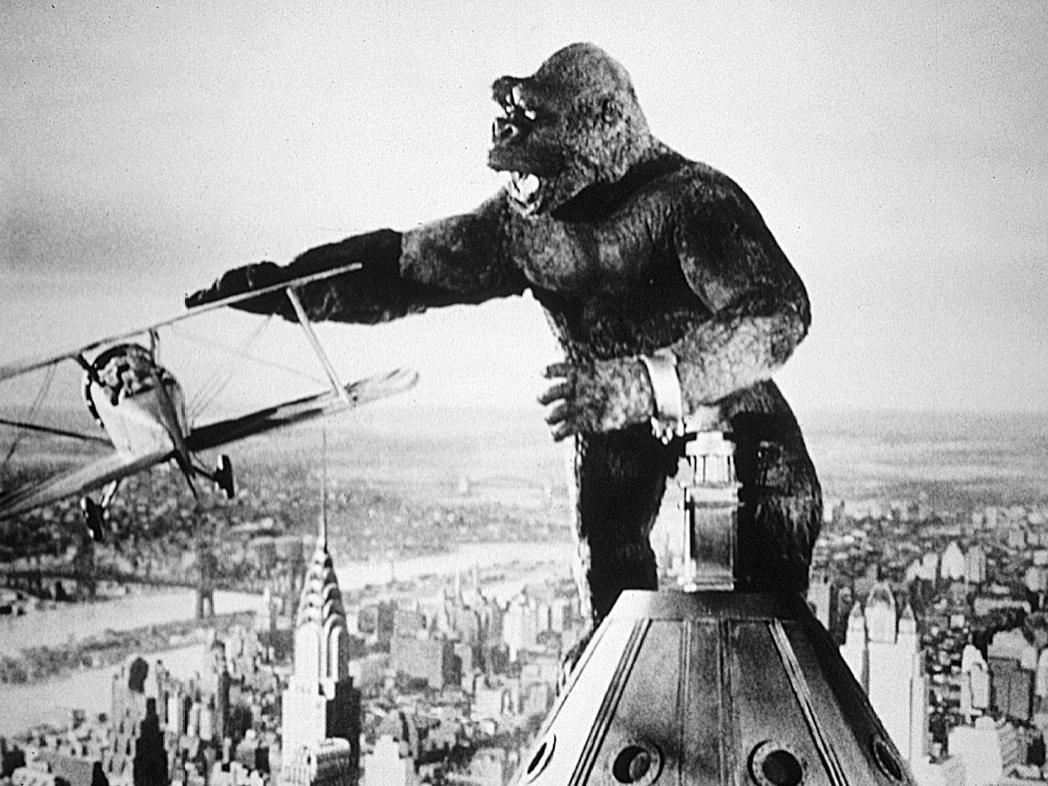 King Kong, best fantasy movies