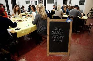 Stitchable Change-Makers Workshop