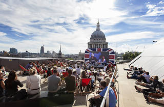 Great British Summer: Outdoor Screenings of Wimbledon