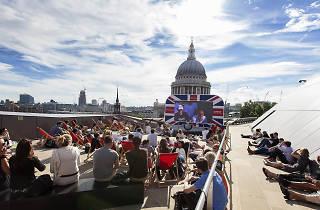 Great British Summer: Outdoor Screenings of Wimbledon
