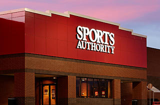 Sports Authority (CLOSED)