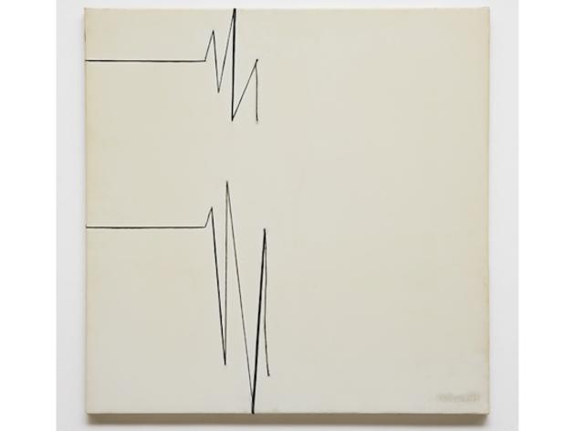 (Carol Rama, 'Luogo e segni', 1974 / BSI Art Collection, Suisse / © Photo Agostino Osio, Milan / © Archivio Carol Rama, Turin)
