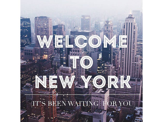 Taylor Swift – Welcome to New York