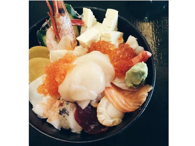 Sushi Kou - Chirashi don