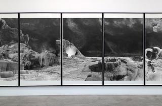 (Tacita Dean, 'Quatemary', 2014 / Edition de 8 exemplaires Niels Borch Jensen Editions / 78 000 €)