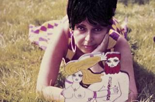 (Dorothy Iannone, 'Imperturbable', 2013 / 2 CDs audio / Edition de 50 exemplaires / CNEAI / 80 €)