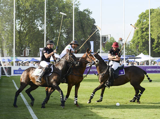 Chestertons Polo in the Park competition