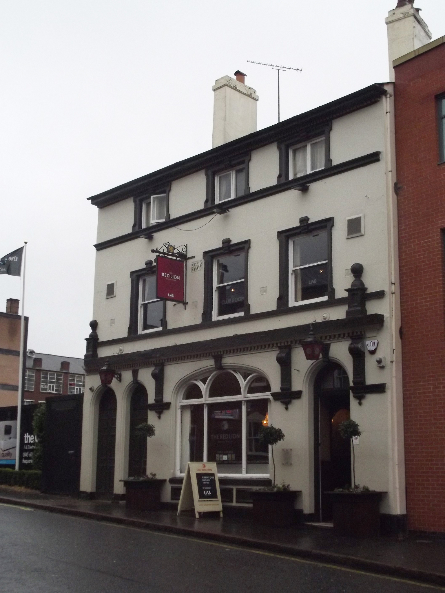 The Red Lion Hockley