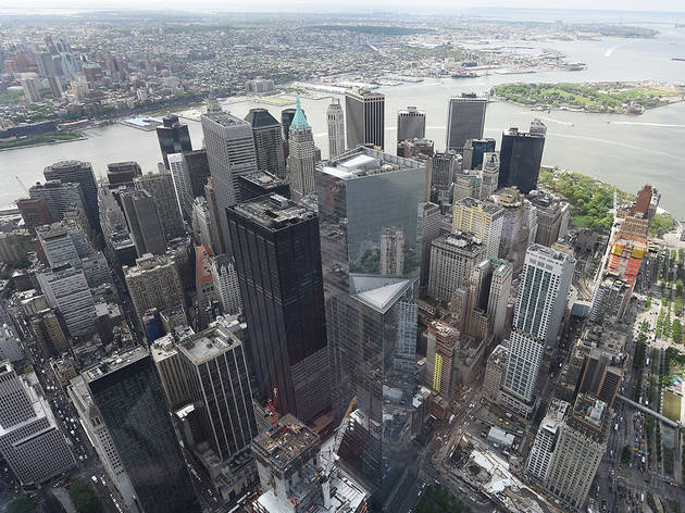 See photos of the incredible view from the One World Observatory