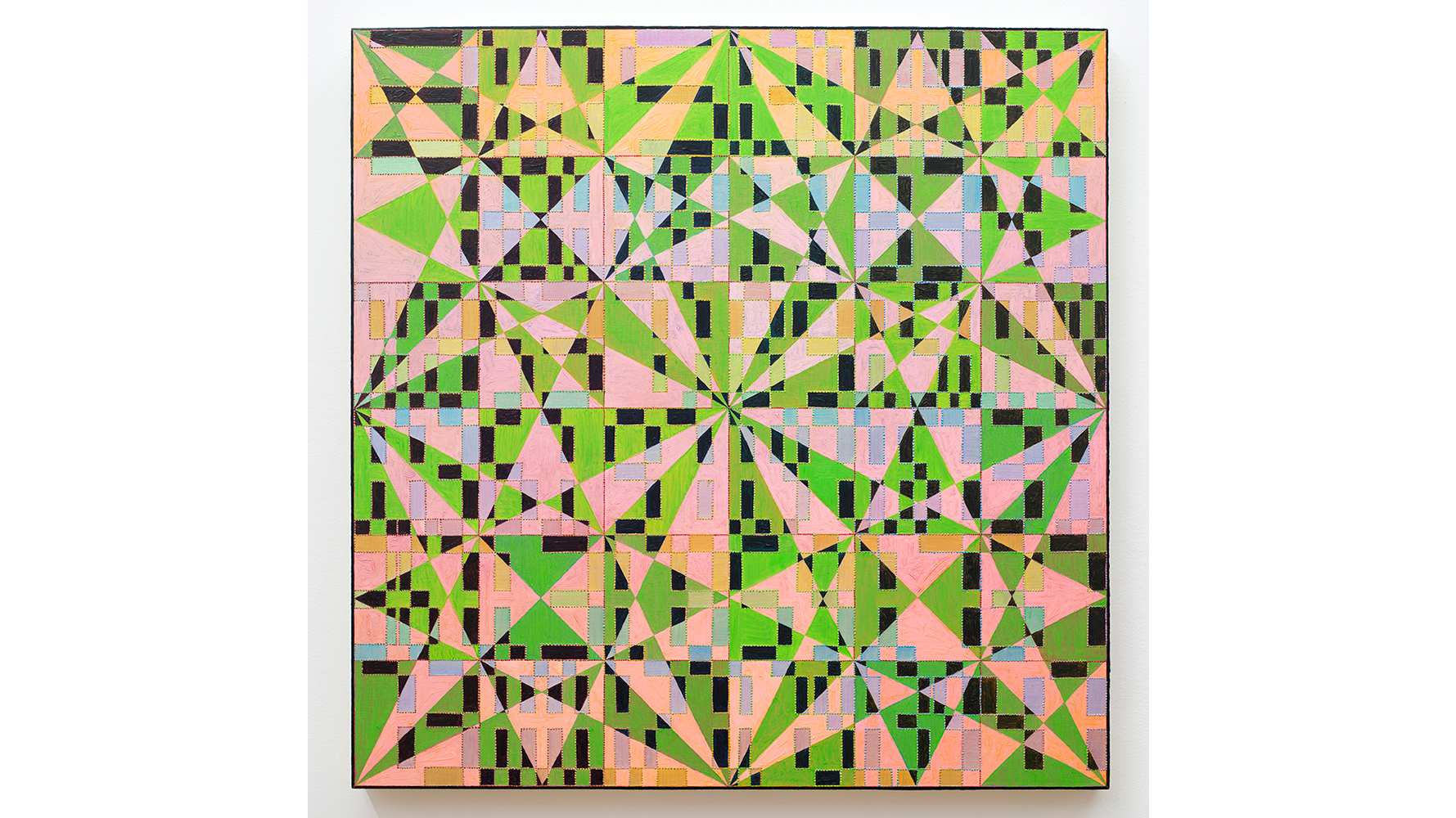 Xylor Jane, 6th Order Magic Square for the Beast, 2015