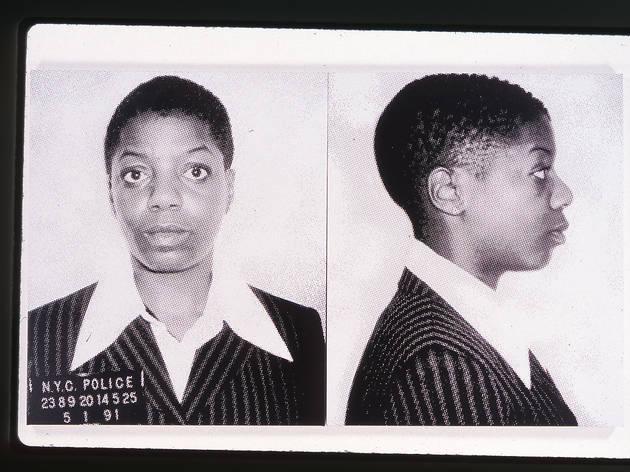 Deborah Kass, America's Most Wanted, Themla G., 1998