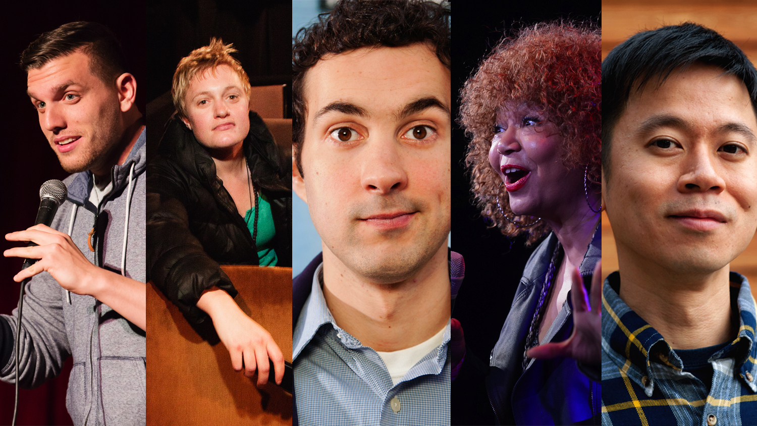 See who's performing on this month's Time Out New York Comedy Showcase