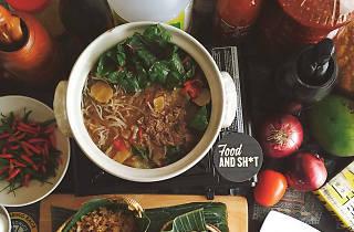 Food & Shi*t pop-up at POT