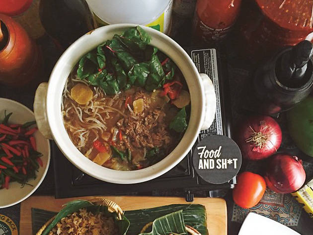 Food & Sh*t Pop-Up at Pot