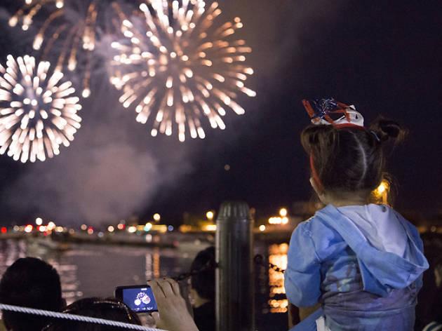 Navy Pier announces surprise fireworks show