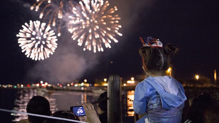 Navy Pier announces surprise fireworks show