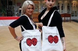 Hearts at Barts