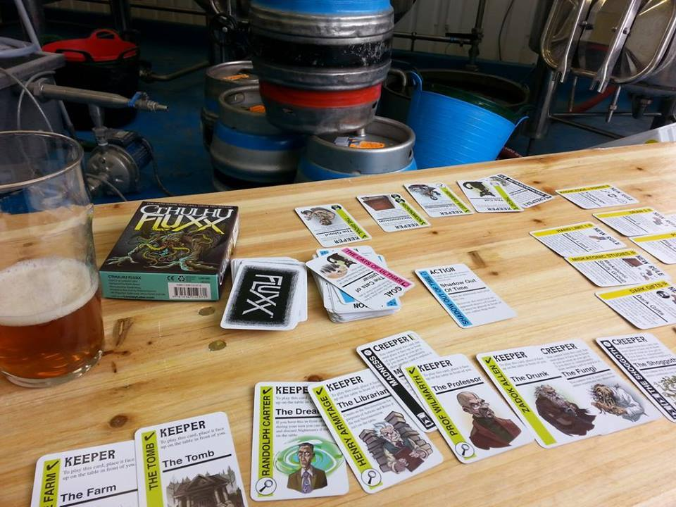 Board Games at The Beer Hive
