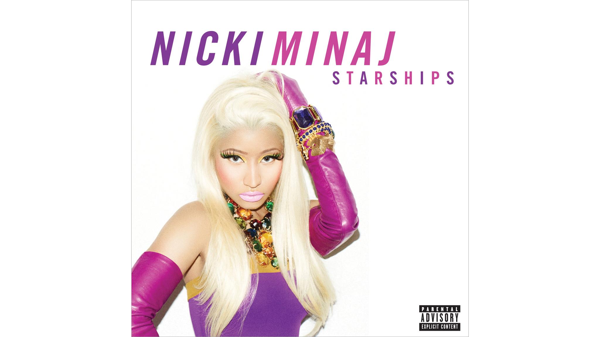 starships, nicki minaj