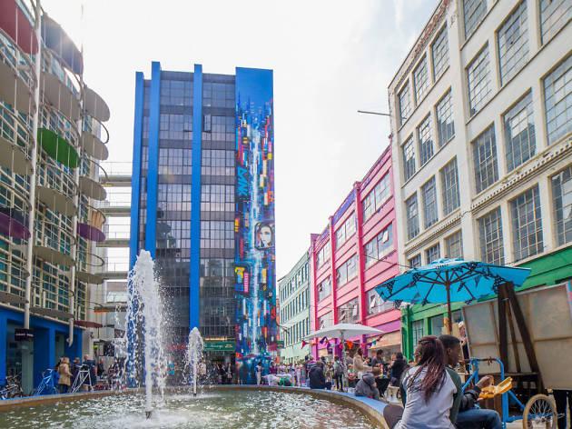 City of Colours Dank