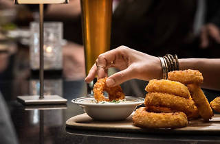 Modern Times + Daily Grill beer dinner
