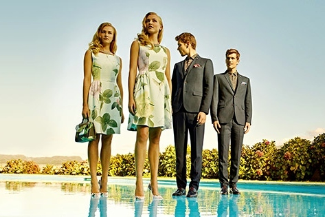 Ted Baker Memorial Day Promotion