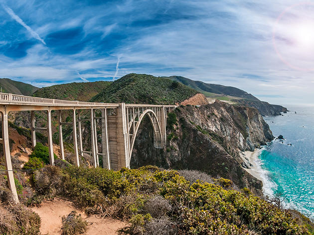 Highway 1 to Big Sur and Beyond