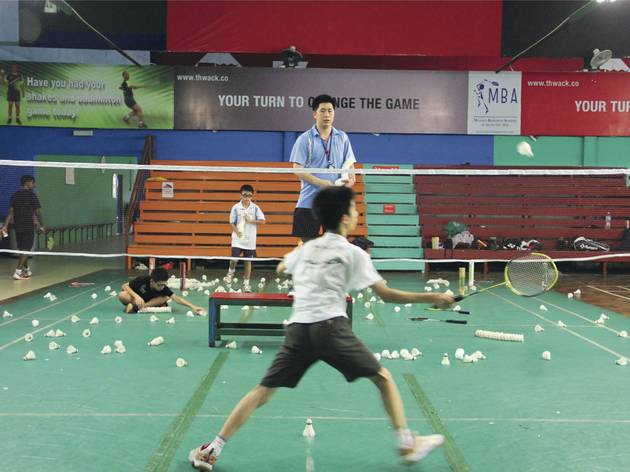 Get sporty at Michael's Badminton Academy