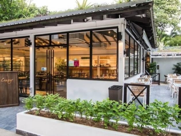 Canopy Garden Dining & Canopy Garden Dining | Restaurants in Bishan Singapore