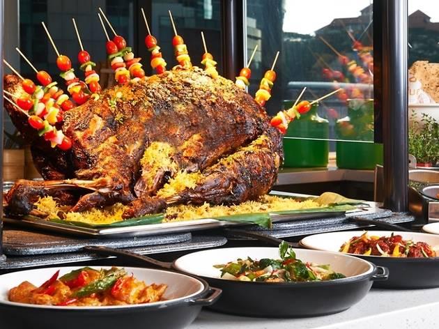 Nook Ramadhan buffet