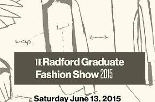 Radford University Grad Fashion Show, International Conference Centre, Accra, Ghana