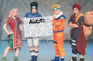 Live Spectacle Naruto