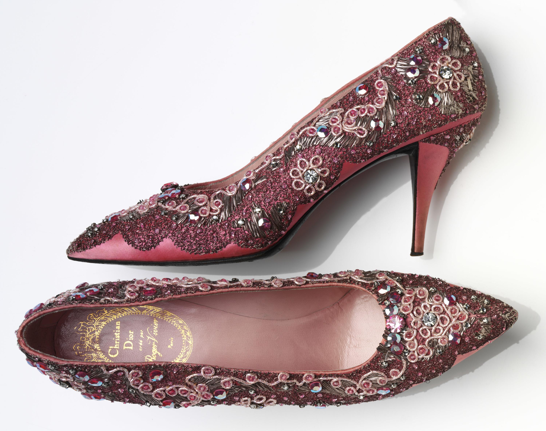 Roger Vivier for Dior, Shoes