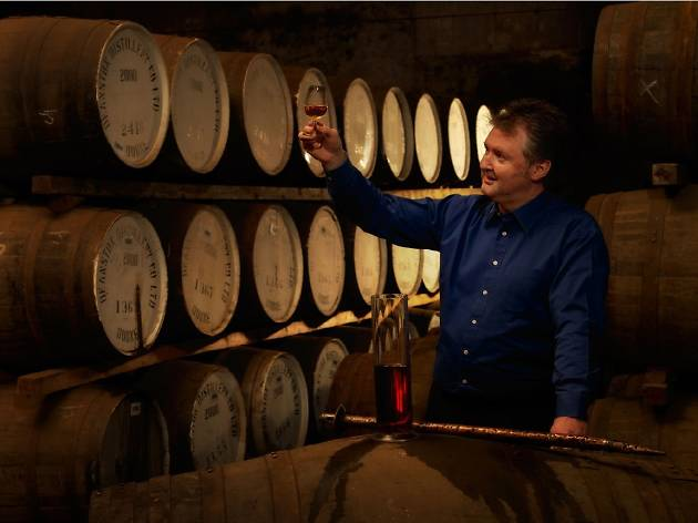 Take a trip to a local(ish) whisky distilleries