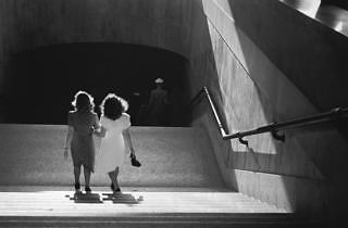 (Thomaz Farkas, 'Escalier monumental de la Galerie Prestes Maia', São Paulo, 1946)