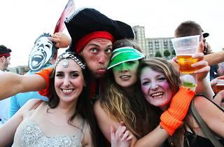 Bangface Boat Party